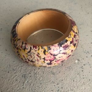 Jewelry - Floral Bangle